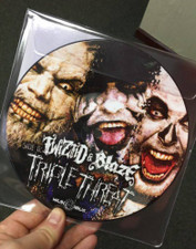 "Blaze Ya Dead Homey / Twiztid - Necromancy / Triple Threat RSD - 7"" Picture Disc Vinyl"