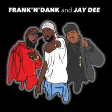"Frank 'N' Dank & Jay Dee - The Jay Dee Tapes RSD - 12"" Colored Vinyl"
