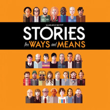 Various Artists - Stories For Ways & Means RSD - LP Colored Vinyl