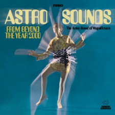 101 Strings - Astro-Sounds From Beyond The Year 2000 RSD - LP Colored Vinyl