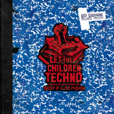 Various Artists - Let The Children Techno RSD - 2x LP Vinyl