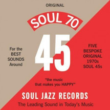 "Various Artists - Soul 70 RSD - 5x 7"" Vinyl Box Set"
