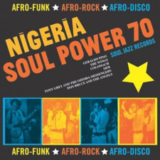"Various Artists - Nigeria Soul Power 70 RSD - 5x 7"" Vinyl Box Set"