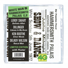 "Various Artists - White Man In Hammersmith Palais Ep RSD - 7"" Vinyl"