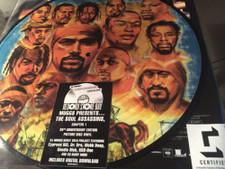 DJ Muggs - Presents The Soul Assassins (Chapter 1) RSD - LP Picture Disc Vinyl