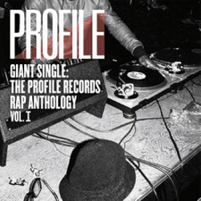Various Artists - Giant Single: The Profile Records Rap Anthology Vol. 1 RSD - 2x LP Colored Vinyl
