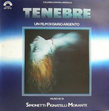 Goblin - Tenebre OST - LP Vinyl