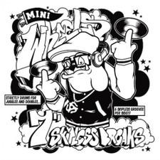 "DJ Shortkut - Mini Wheels - 7"" Colored Vinyl"