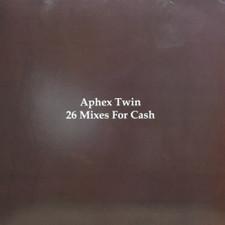 Aphex Twin - 26 Mixes For Cash - 4x LP Vinyl