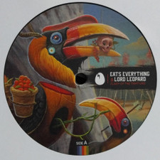 """Eats Everything & Lord Leopard - Clash Of The Tight-Uns - 12"""" Vinyl"""