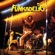 Funkadelic - Live Meadowbrook 12th September 1971 - 2x LP Vinyl
