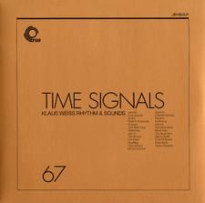 Klaus Weiss - Time Signals - LP Vinyl