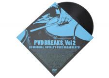 Pat Van Dyke - PVD Breaks Vol. 2 - LP Vinyl