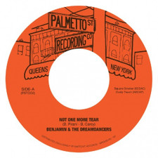 """Benjamin & The Dreamdancers - Not One More Tear / That's What You Mean To Me - 7"""" Vinyl"""