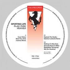 """Sporting Life - Slam Dunk Remixes - 12"""" Vinyl"""