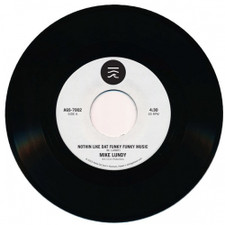 """Mike Lundy - Nothin Like Dat Funky Music - 7"""" Vinyl"""