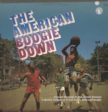 Various Artists - The American Boogie Down (America's Lost Disco, Funk & Boogie) - 2x LP Vinyl