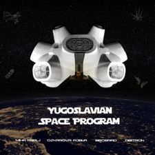 Various Artists - Yugoslavian Space Program - LP Vinyl