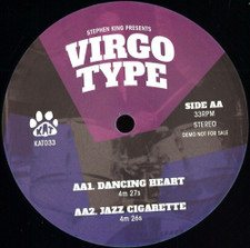 "Virgo Type - Edits - 12"" Vinyl"