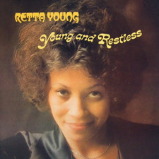 Retta Young - Young And Restless - LP Vinyl