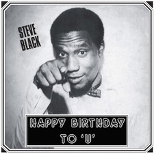 Steve Black - Happy Birthday To 'U' - LP Vinyl
