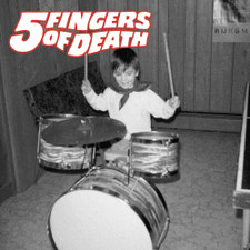 """Paul Nice - 5 Fingers Of Death - 7"""" Vinyl"""