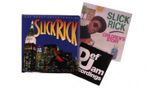 "Slick Rick - The Great Adventures Of.. RSD - 7"" Vinyl+CD+Book"