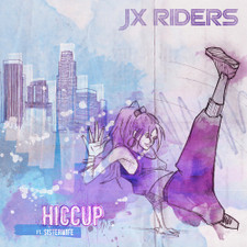 "JX Riders - Hiccup - 12"" Vinyl"