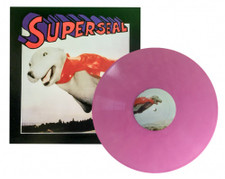 Skratchy Seal - Super Seal - LP Colored Vinyl