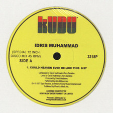"Idris Muhammad - Could Heaven Ever Be Like This - 12"" Vinyl"