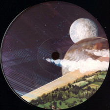 "Dwayne Jensen - Regain Your Soul Ep - 12"" Vinyl"