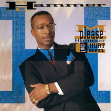 MC Hammer - Please Hammer Don't Hurt 'Em - LP Vinyl