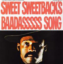 Melvin Van Peebles - Sweet Sweetback's Baadassss Song - LP Vinyl