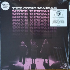The Como Mamas - Move Upstairs - LP Colored Vinyl