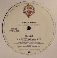 "Chaka Khan - I'm Every Woman/Clouds - 12"" Vinyl"