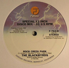 "Blackbyrds - Rock Creek Park - 12"" Vinyl"