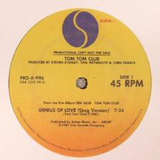 "Tom Tom Club - Genius Of Love - 12"" Vinyl"