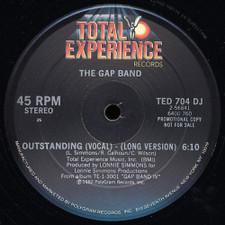 "The Gap Band - Outstanding - 12"" Vinyl"