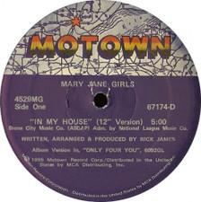 "Mary Jane Girls - In My House - 12"" Vinyl"