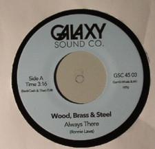 "Blackcash & Theo - Galaxy Vol. 3 - 7"" Vinyl"