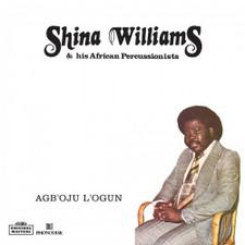 "Shina Williams & His African Percussionists - Agboju Logun - 12"" Vinyl"