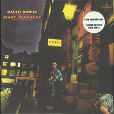 David Bowie - The Rise & Fall Of Ziggy Stardust - LP Colored Vinyl