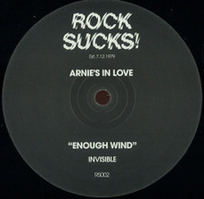 """Arnie's In Love - Enough Wind - 12"""" Vinyl"""