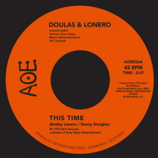 "Douglas & Lonero - This Time / Don't Let Yourself Get Carried Away - 7"" Vinyl"