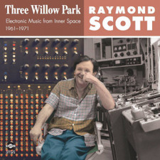 Raymond Scott - Three Willow Park: Electronic Music From Inner Space 1961-1971 - 3x LP Vinyl