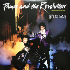 "Prince & The Revolution - Let's Go Crazy - 12"" Vinyl"