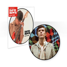 """David Bowie - Be My Wife (40th Anniversary) - 7"""" Picture Disc Vinyl"""