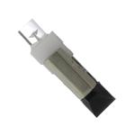 36-130V Slide Base LED Equivalent Miniature Light Bulb