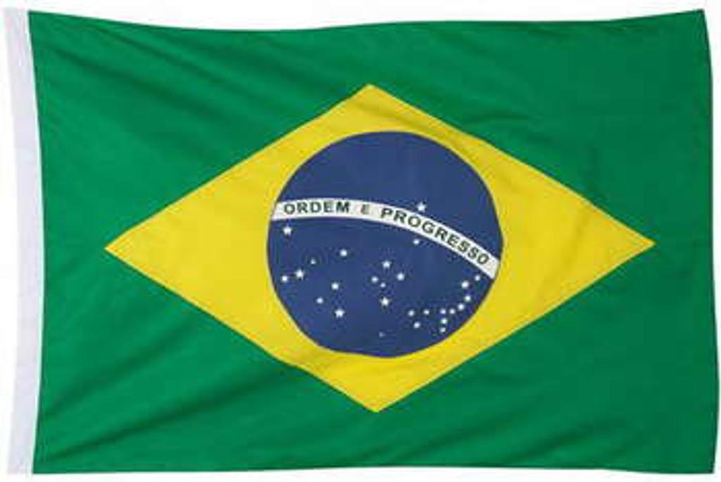 Bandeira do Brasil 3x5ft