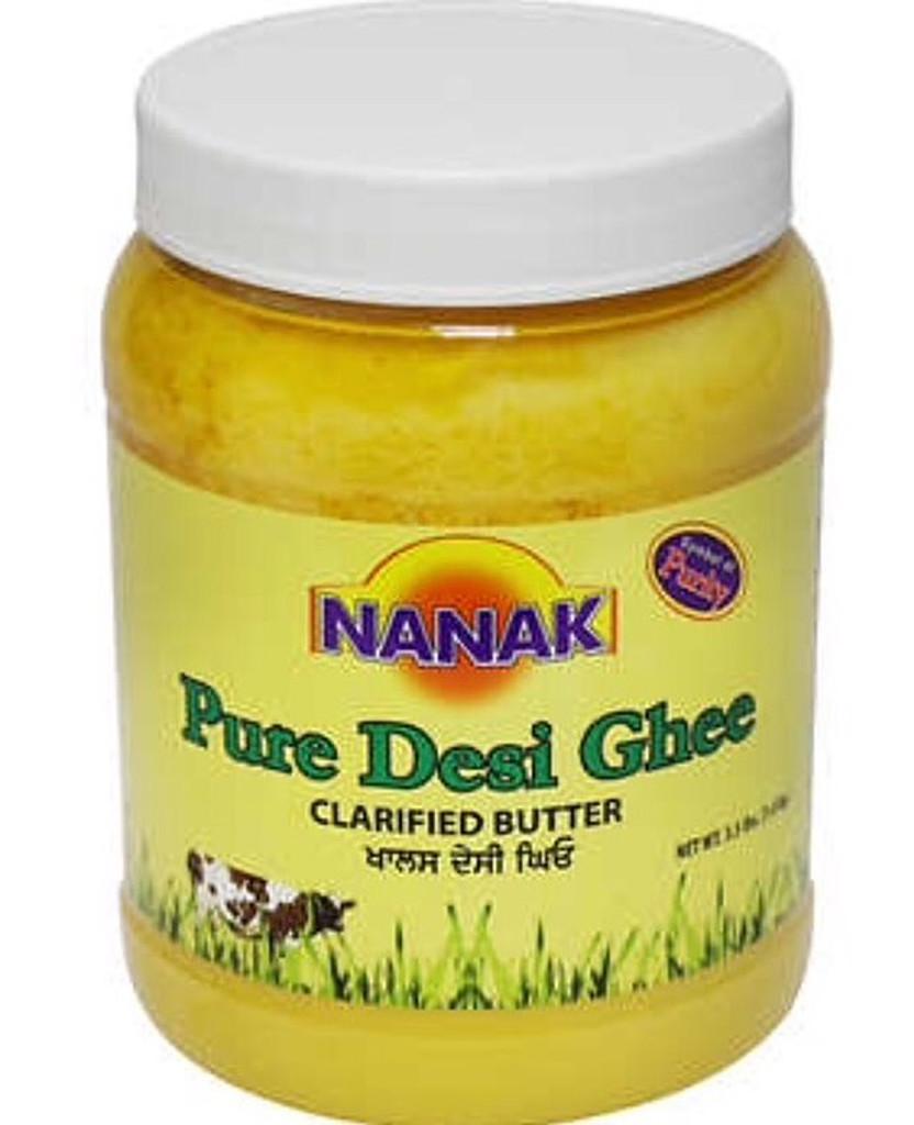 Manteiga de garrafa (Pure desi Ghee)
